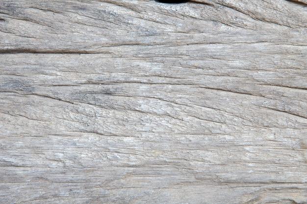 Un gros plan de la surface d'une vieille coupe d'arbre