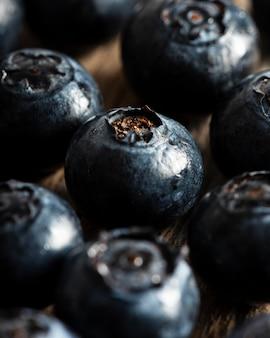 Gros plan sur la texture des aliments nutritifs