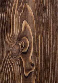 Gros plan, de, texture bois, à, cercles et lignes