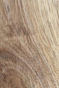 Gros plan de la texture du bois d'acacia