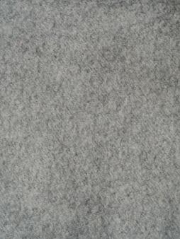 Gros plan de la texture du feutre