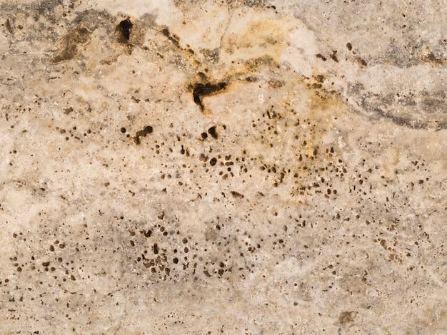 Gros plan de la texture du matériau en céramique