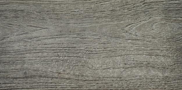 Gros plan de la texture de la planche de bois sombre