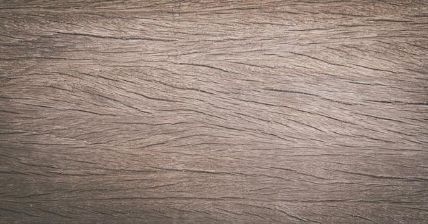 Gros plan de la texture de la planche de bois