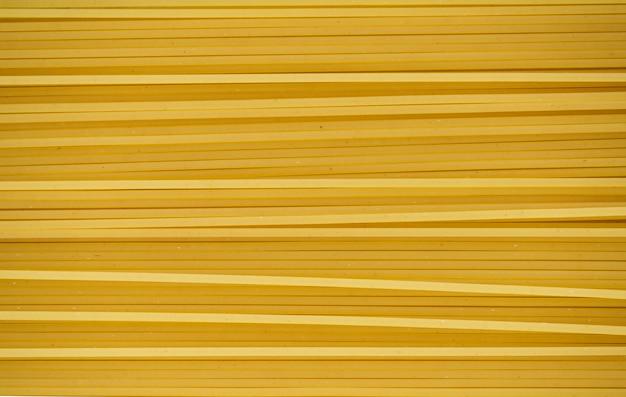 Gros plan de la texture de spaghetti