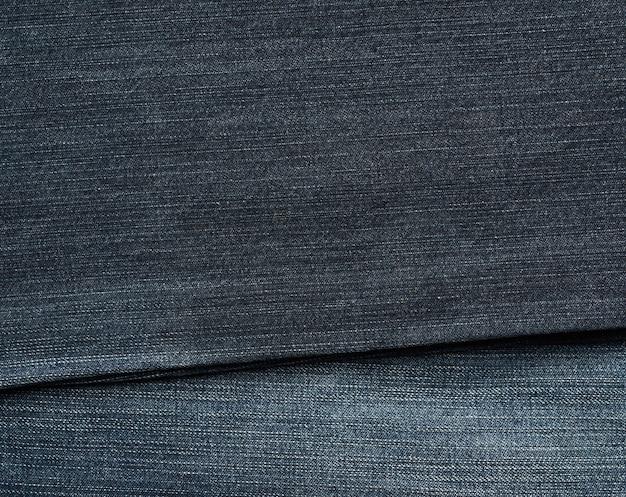 Gros plan de texture de tissu denim