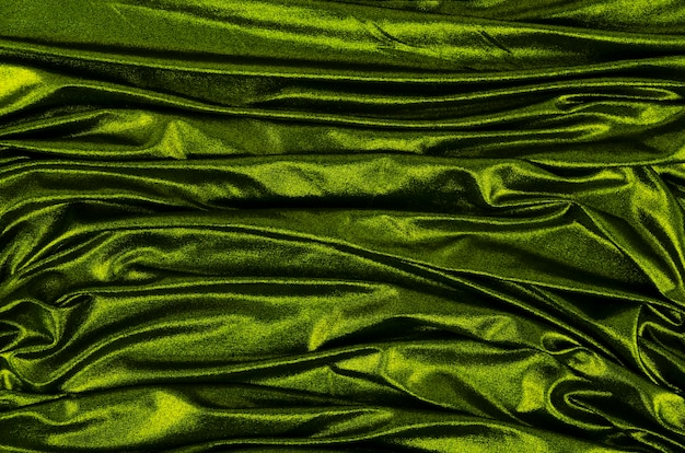 Gros plan de la texture verte
