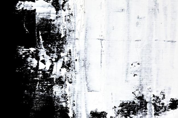 Gros plan de traits blancs. abstrait peint à la main. espace pour votre propre texte