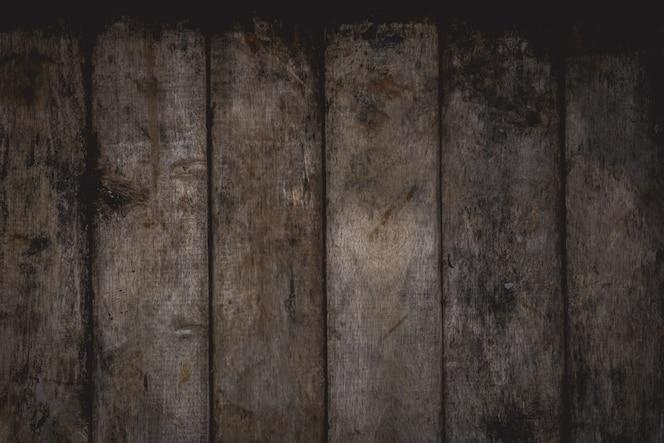 gros plan, de, vide, vieux, bois, texture