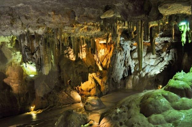 Grotte à lourdes