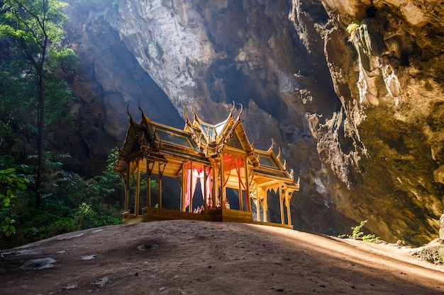Grotte phraya nakhon