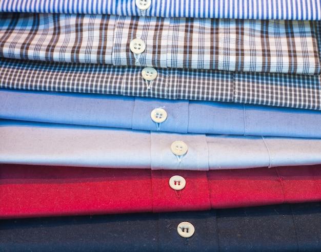 Groupe de chemises
