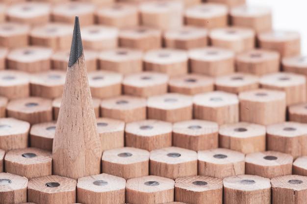 Groupe de crayons