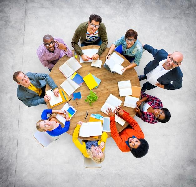 Groupe d'étude d'étudiants