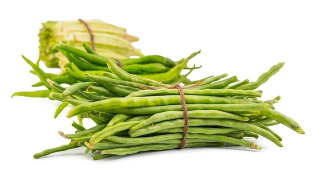 Groupe de légumes au chili