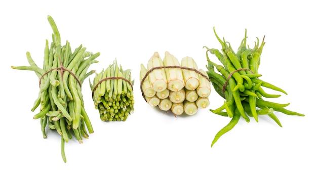 Groupe de légumes
