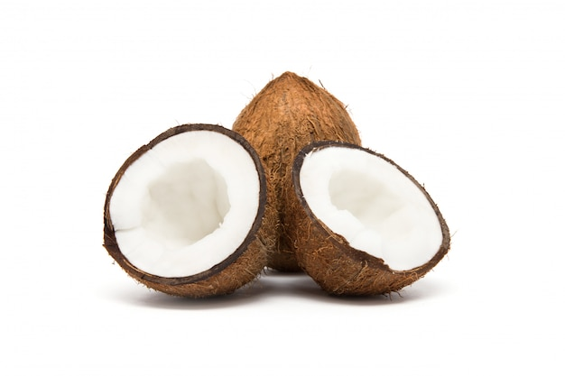 Groupe de noix de coco