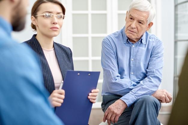 Groupe de soutien à la thérapie psychologique