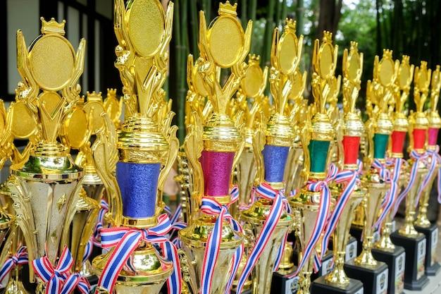Groupe des trophées d'or