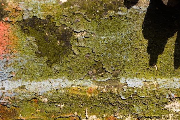 Grudge texture de fond de mur en acier inoxydable