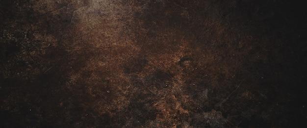 Grunge foncé et texture de fond de mur rayé