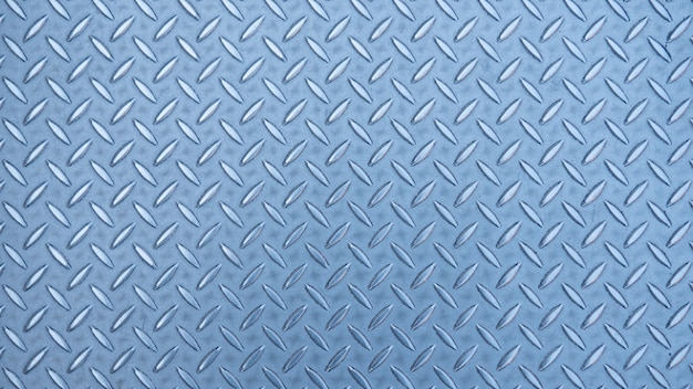 Grunge rouille diamant plaque métal texture fond
