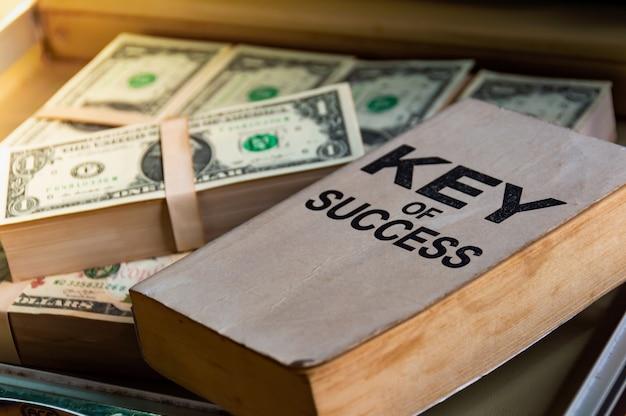 Un guide sur la façon de réussir et de brouiller les billets dans une mallette