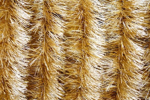 Guirlandes dorées