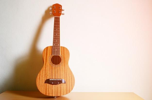 Guitare ukulélé
