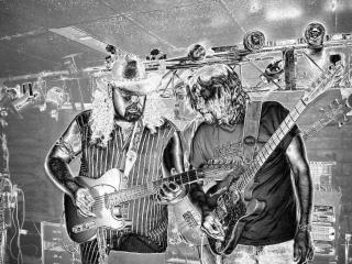 Guitares duel, le concept