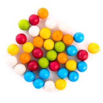 Gumballs colorés