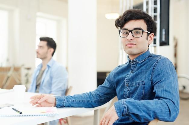 Guy en classe