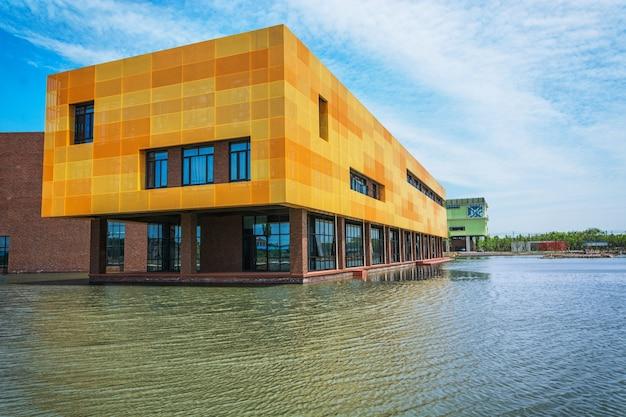 Habitation en eau