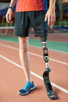 Handicapé mais pas désactivé