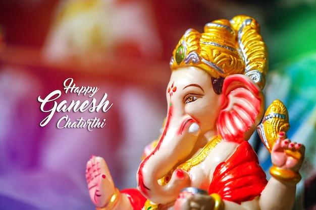 Happy ganesh chaturthi, seigneur ganesha, festival de ganesha