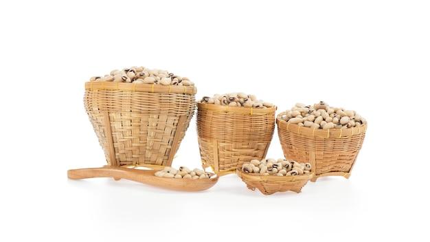 Haricots blancs ou haricots blancs