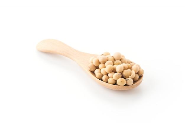 Haricots de soja