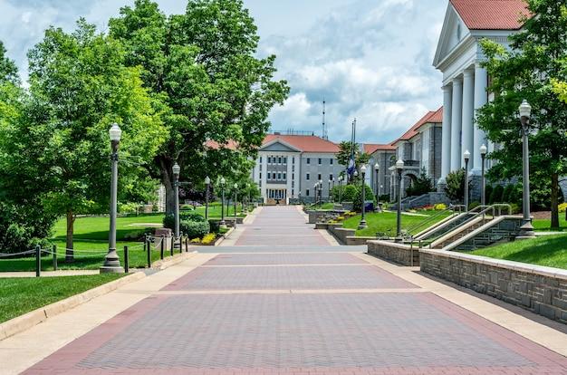 Harrisonburg virginia états-unis james madison university