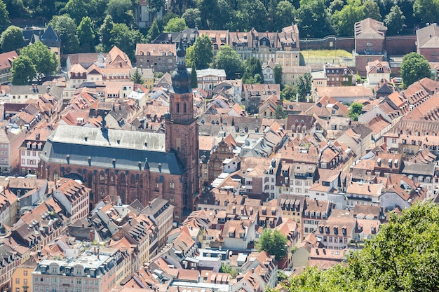 Heidelberg allemagne