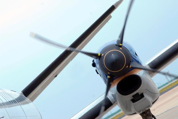 Hélice d'avion