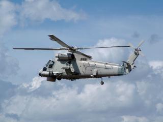 Hélicoptère seasprite