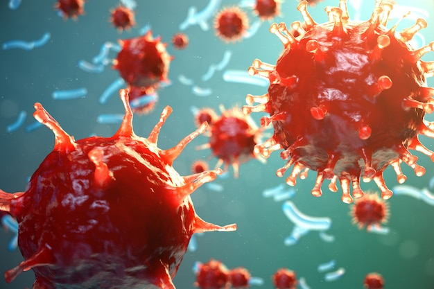 Hépatite virale causant une maladie hépatique chronique