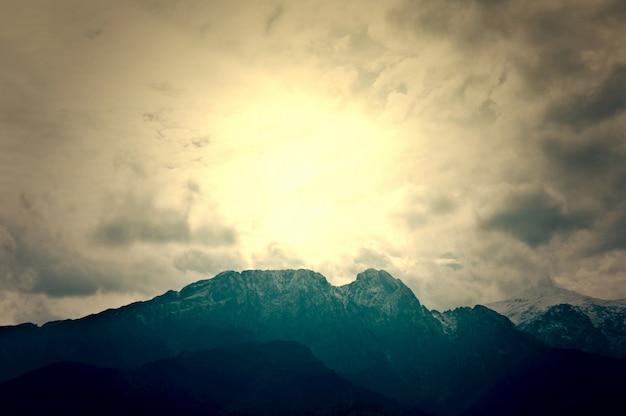 Herbe panoramique pente polish zakopane