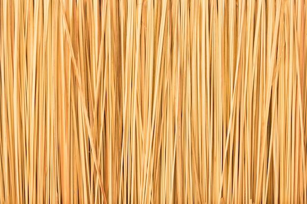 Herbe sèche ou du foin pour le fond d'utilisation