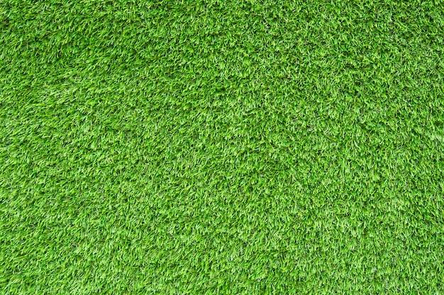 Herbe verte artificielle