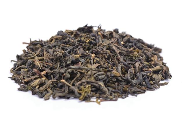 Herbes de thé vert