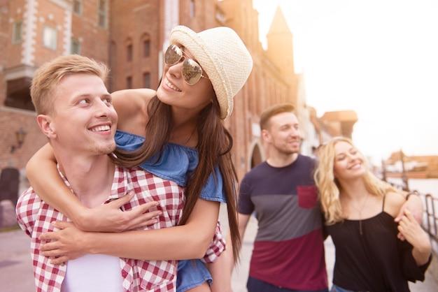L'heure d'été est parfaite pour faire du tourisme