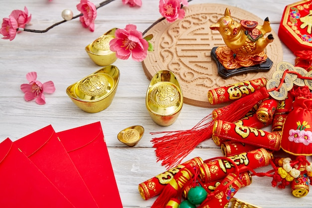 Heureux nouvel an chinois 2019