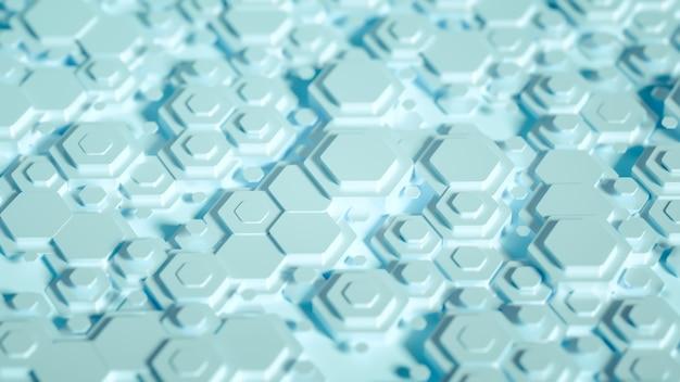 Hexagone de géométrie