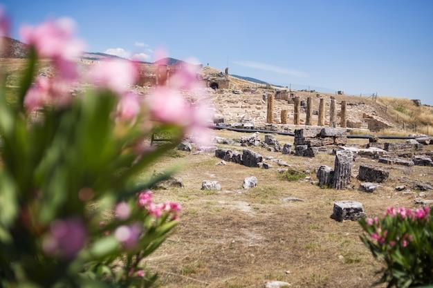 Hiérapolis antique romaine